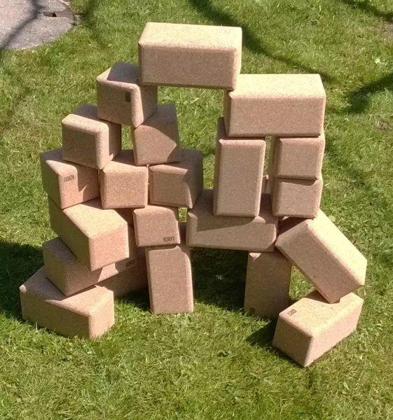 Big Blocks 18 x 9 x 9 cm