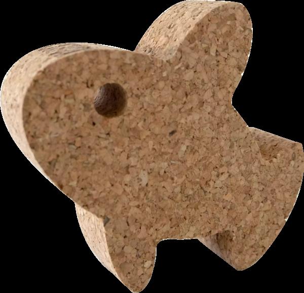 Fisch Kork natur