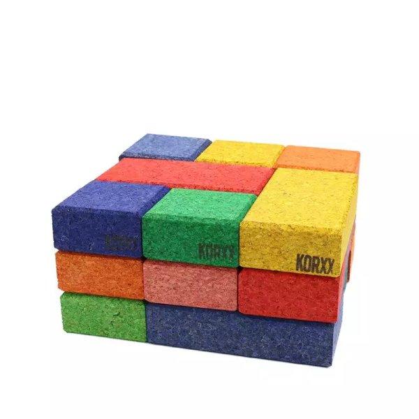 Cuboid Mix Color